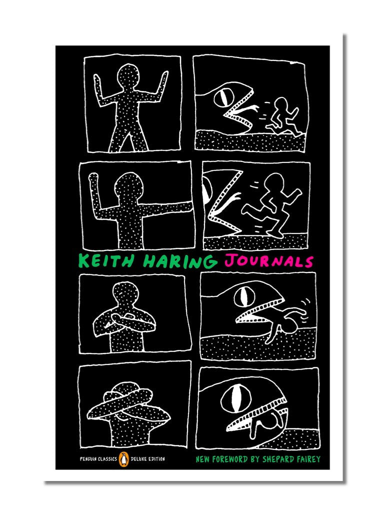 Keith Haring Journals