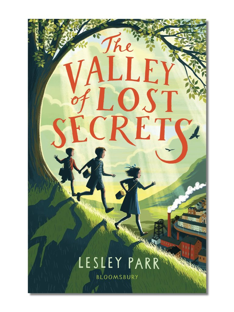 The Valley Of The Lost Secrets
