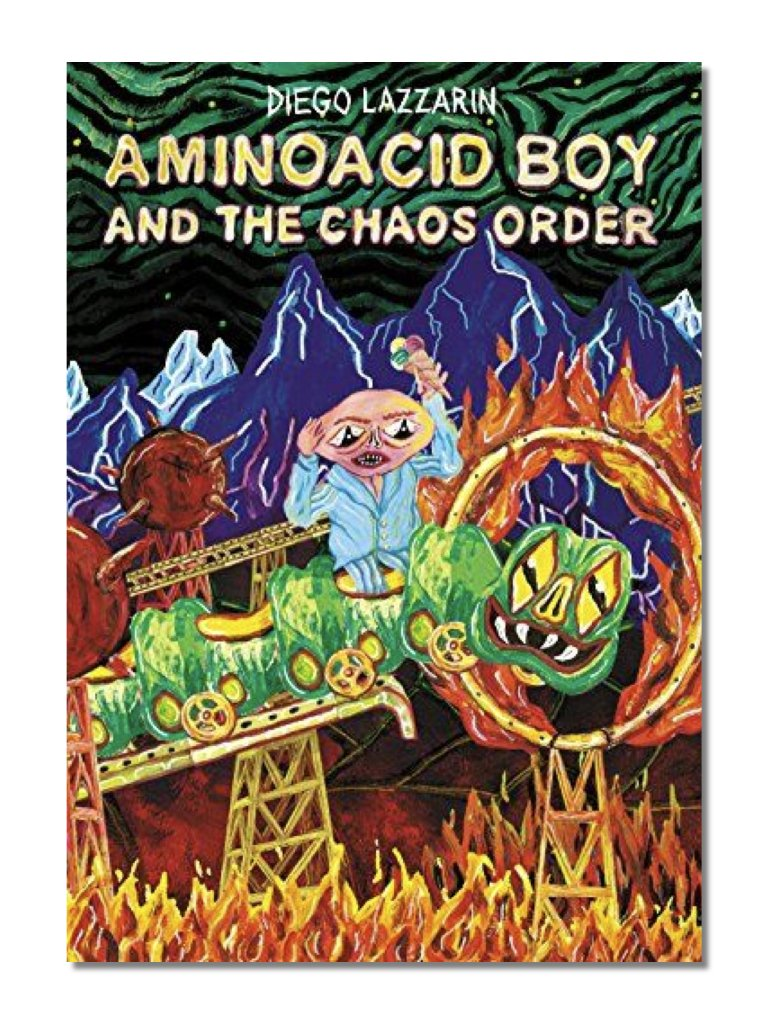 Aminoacid Boy And The Chaos Order