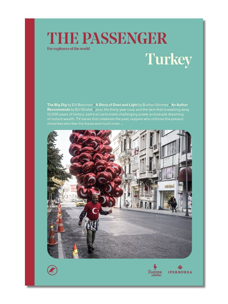 The Passenger: Turkey