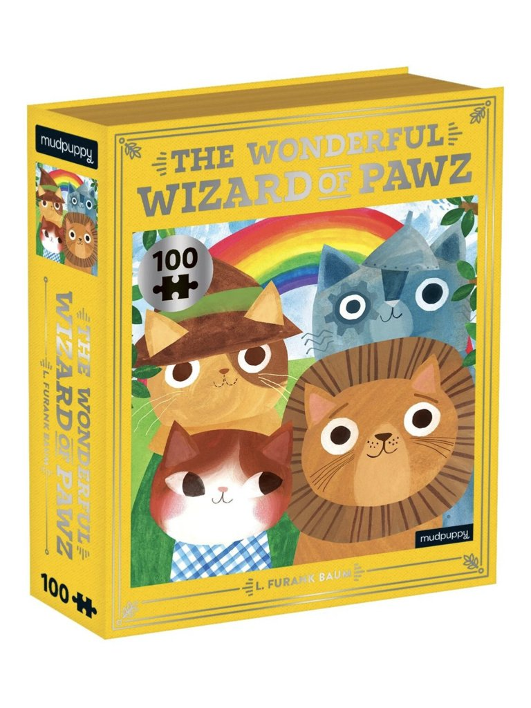 The Wonderful Wizard Of Pawz Puzzle