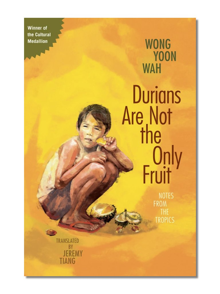 Durians Are Not The Only Fruit