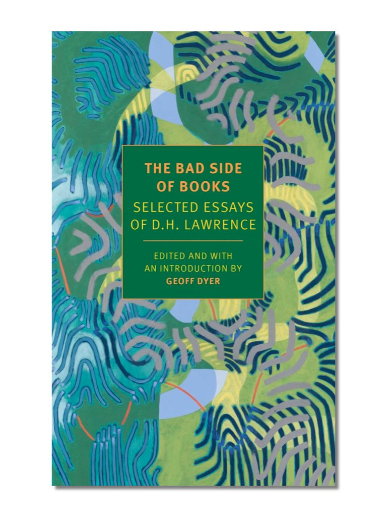 The Bad Side Of Books