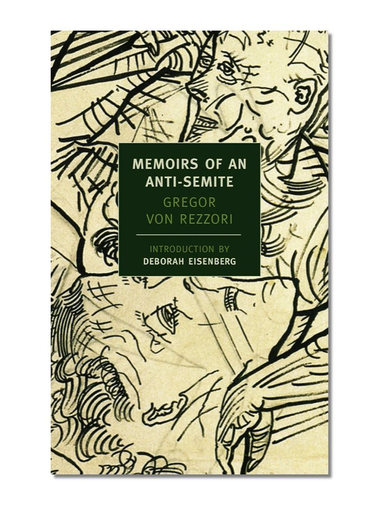 Memoirs Of An Anti-Semite
