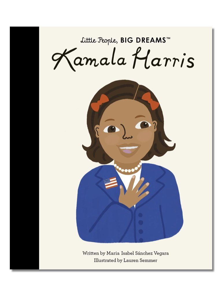 Little People Big Dreams: Kamala Harris