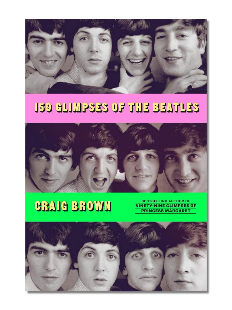 150 Glimpses Of The Beatles