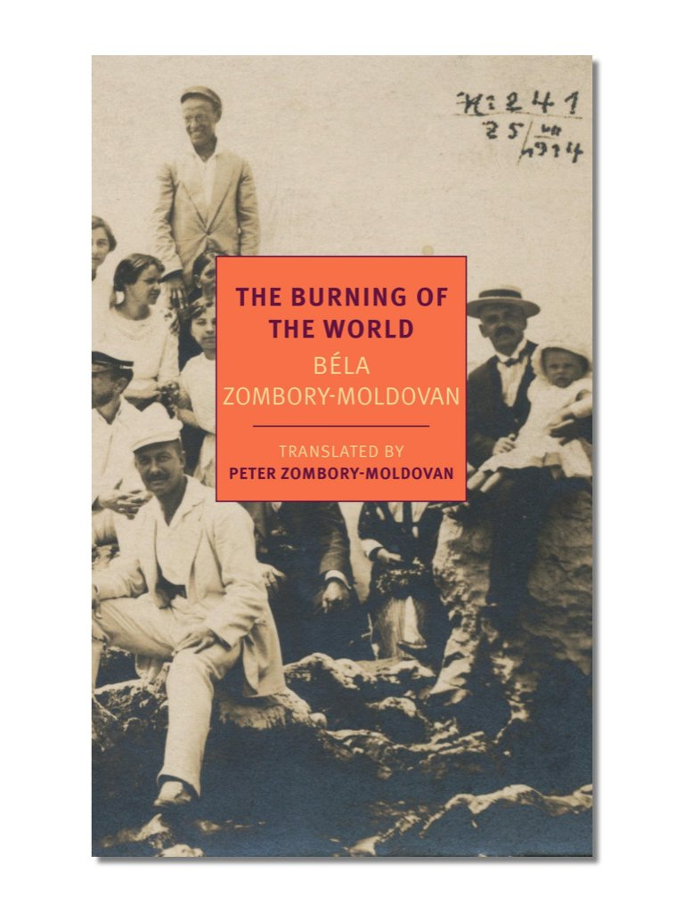 The Burning Of The World
