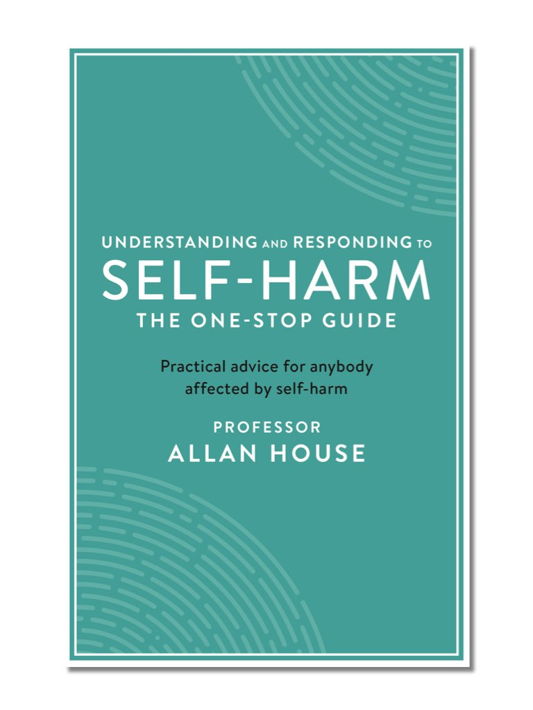 Understanding And Responding To Self-Harm