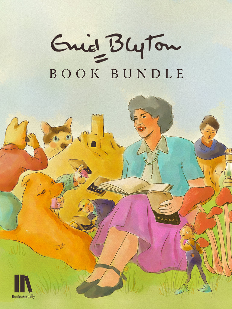 Enid Blyton Book Bundle