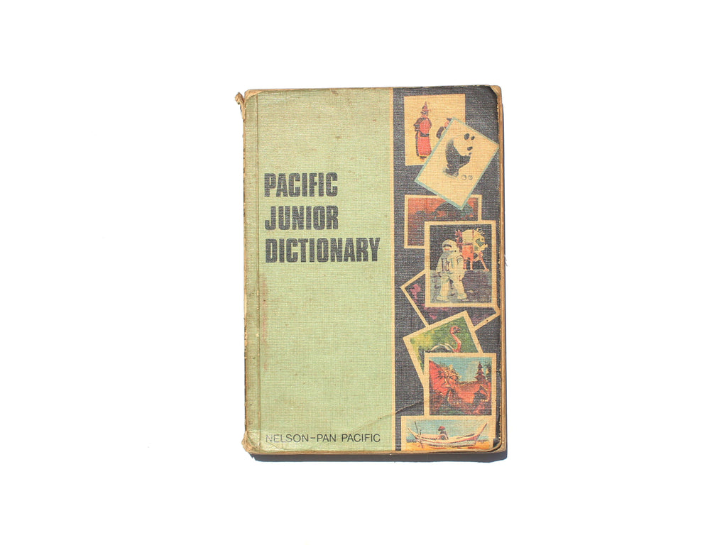 Pacific Junior Dictionary