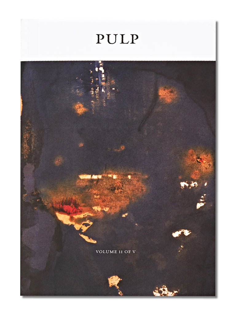 Pulp: A Short Biography of the Banished Book Vol II of V
