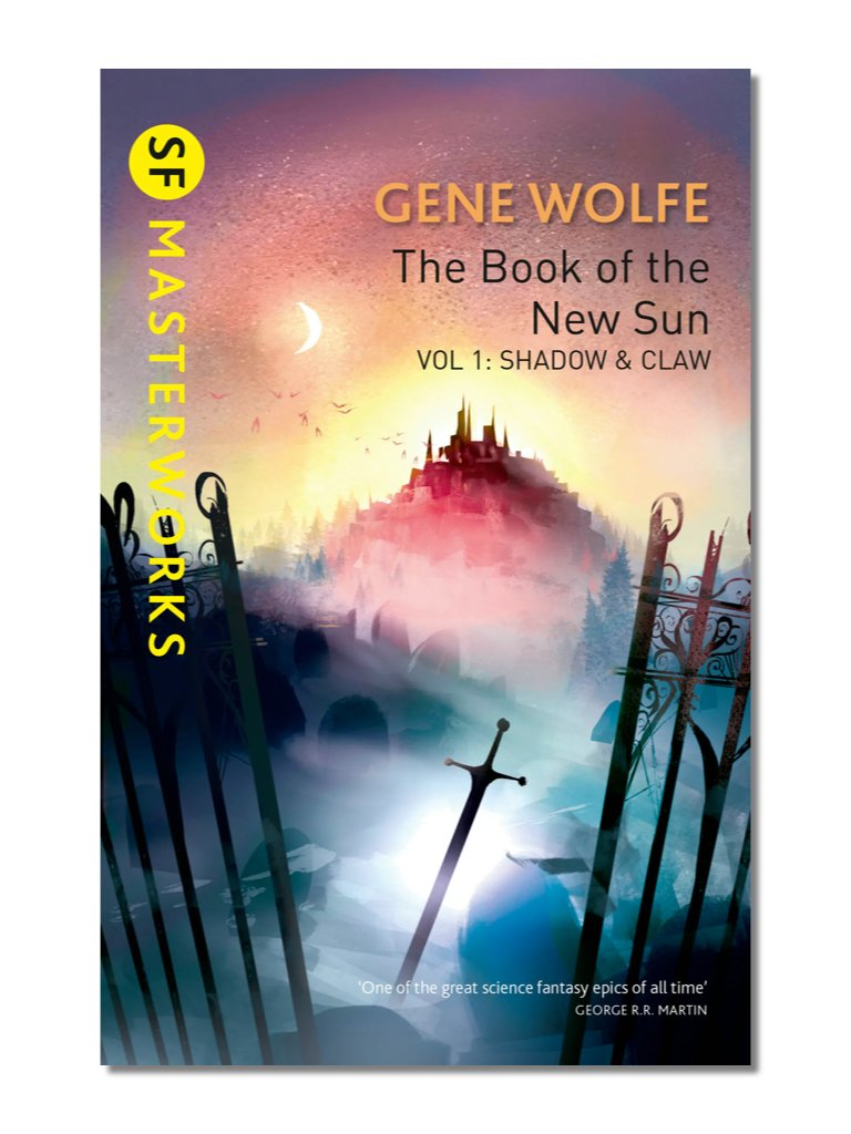The Book Of The New Sun Vol. 1
