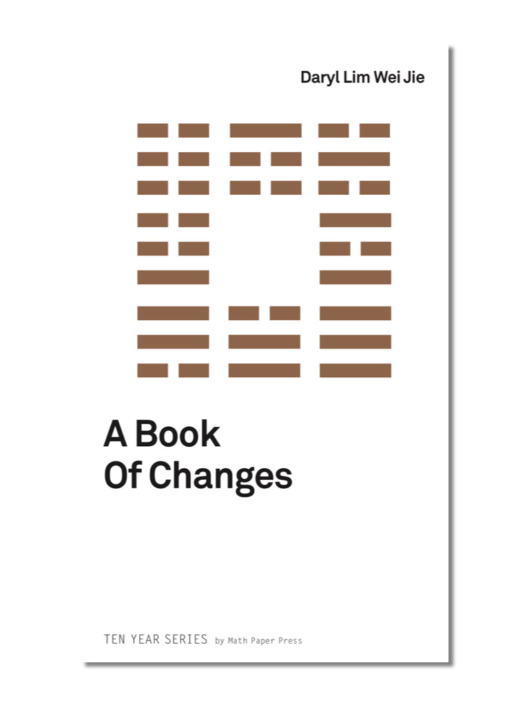 A Book Of Changes