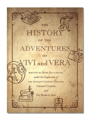 The History Of The Adventures Of Vivi And Vera