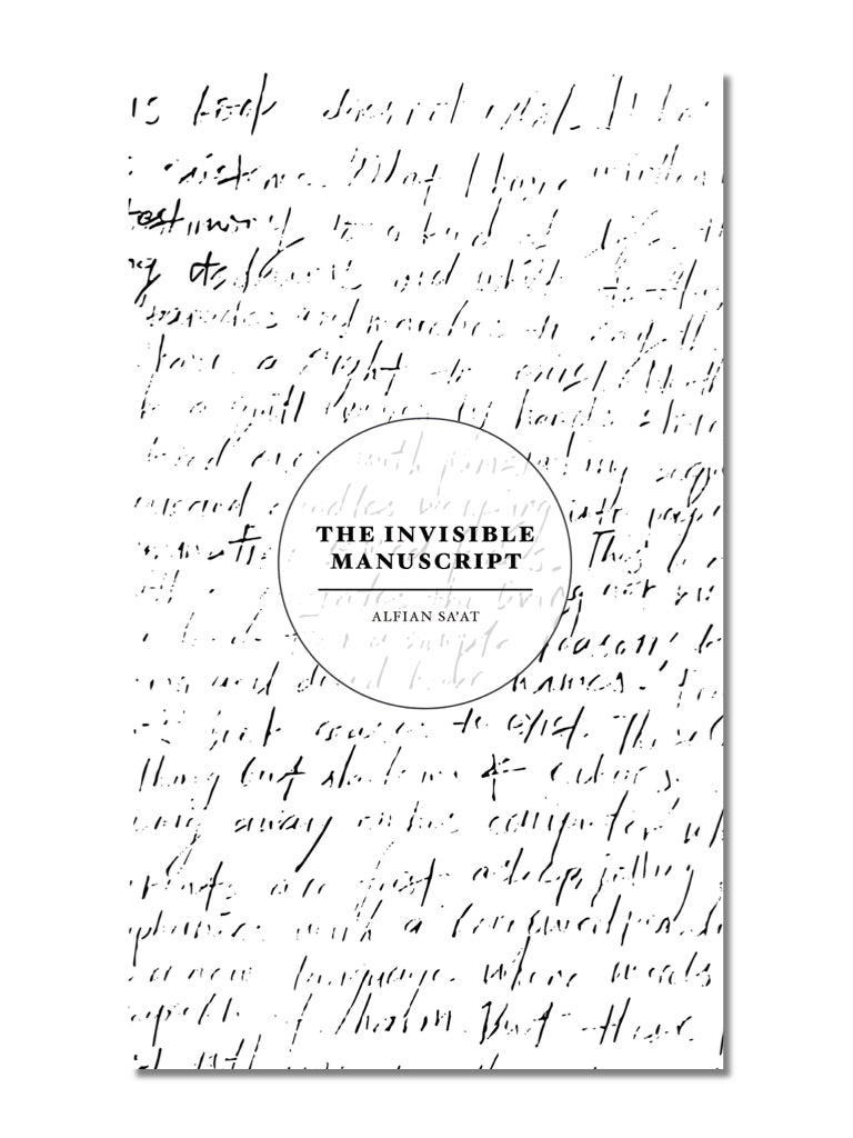 The Invisible Manuscript
