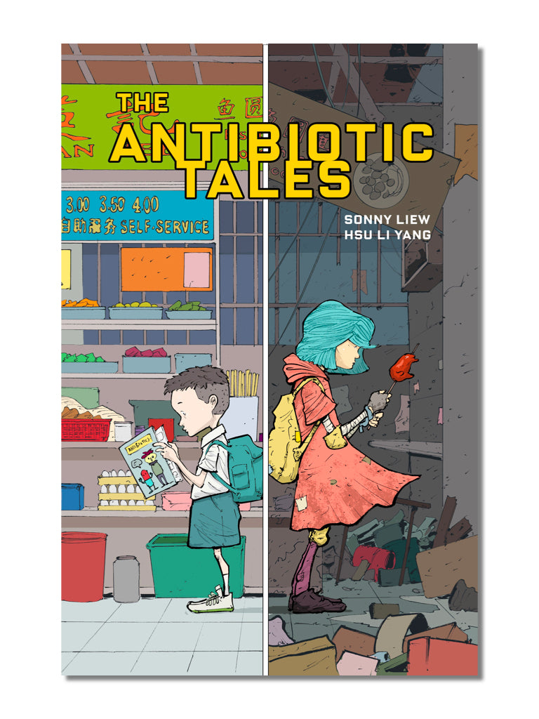 The Antibiotic Tales