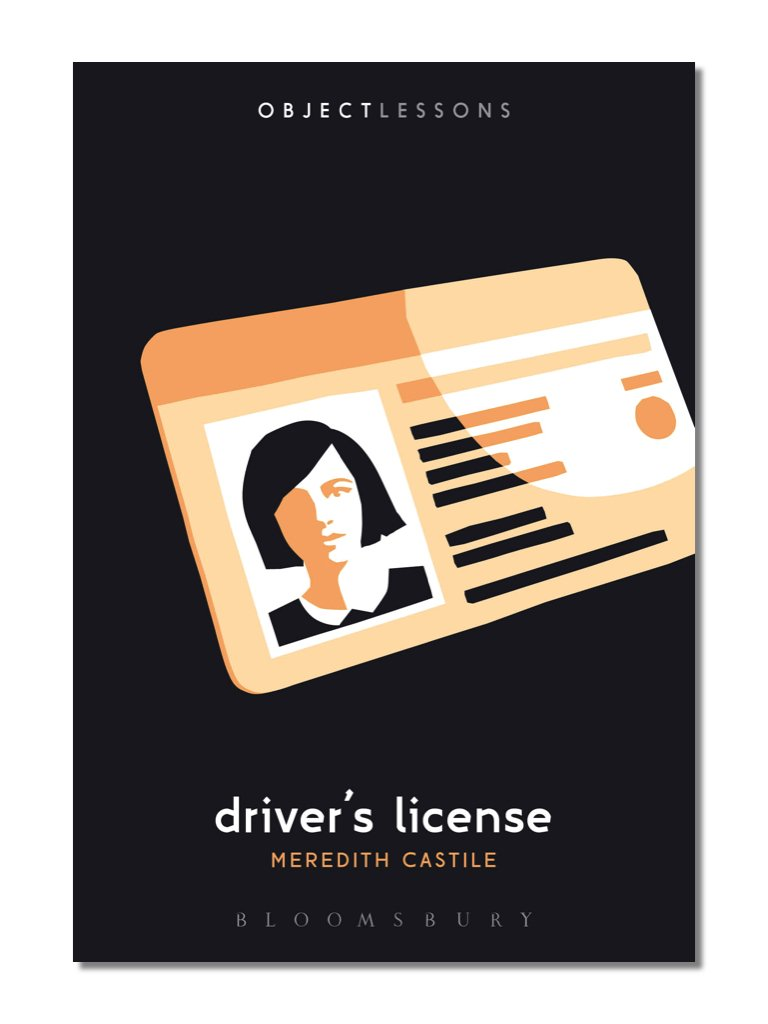 Object Lessons: Driver's License