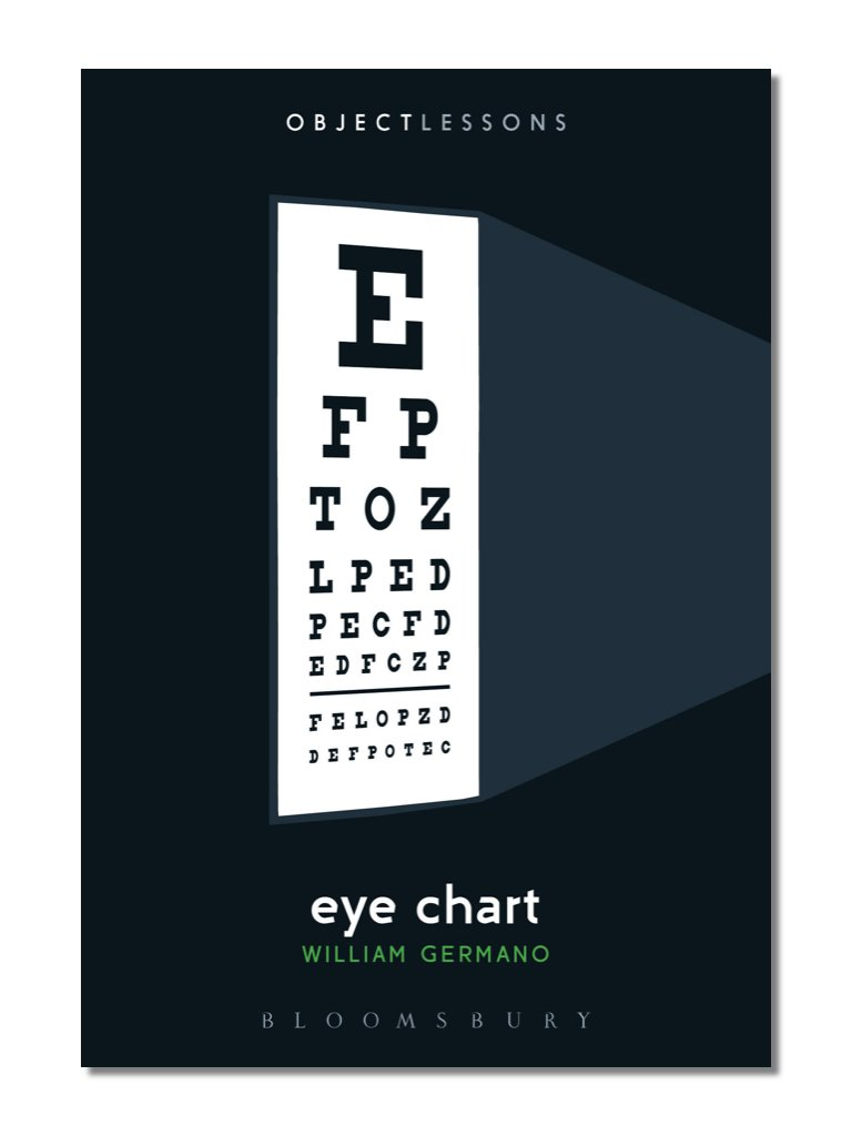 Object Lessons: Eye Chart