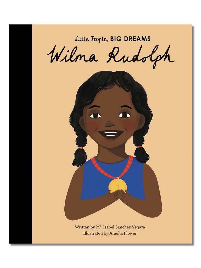 Little People Big Dreams: Wilma Rudolph