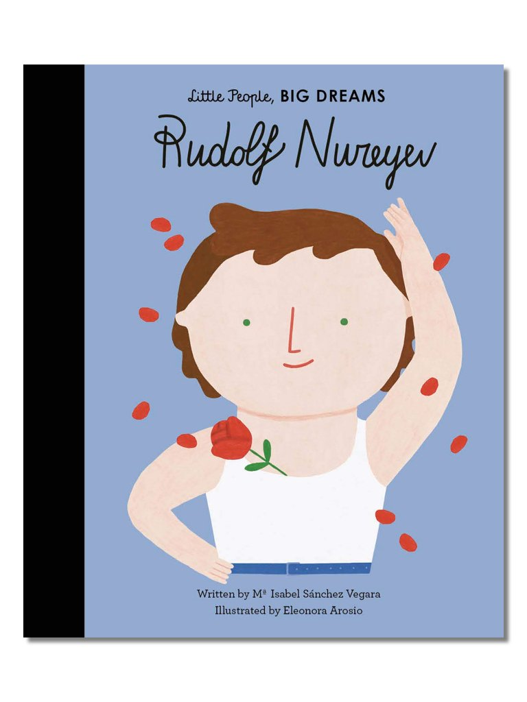 Little People Big Dreams: Rudolf Nureyev