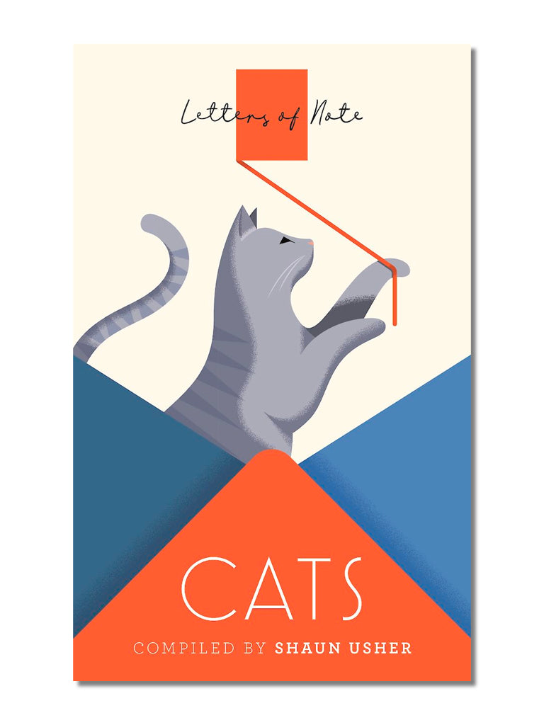 Letters Of Note: Cats