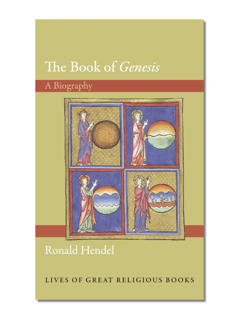 The Book Of Genesis: A Biography