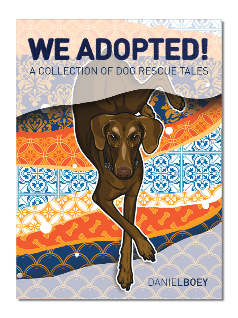 We Adopted! (Pre-order)