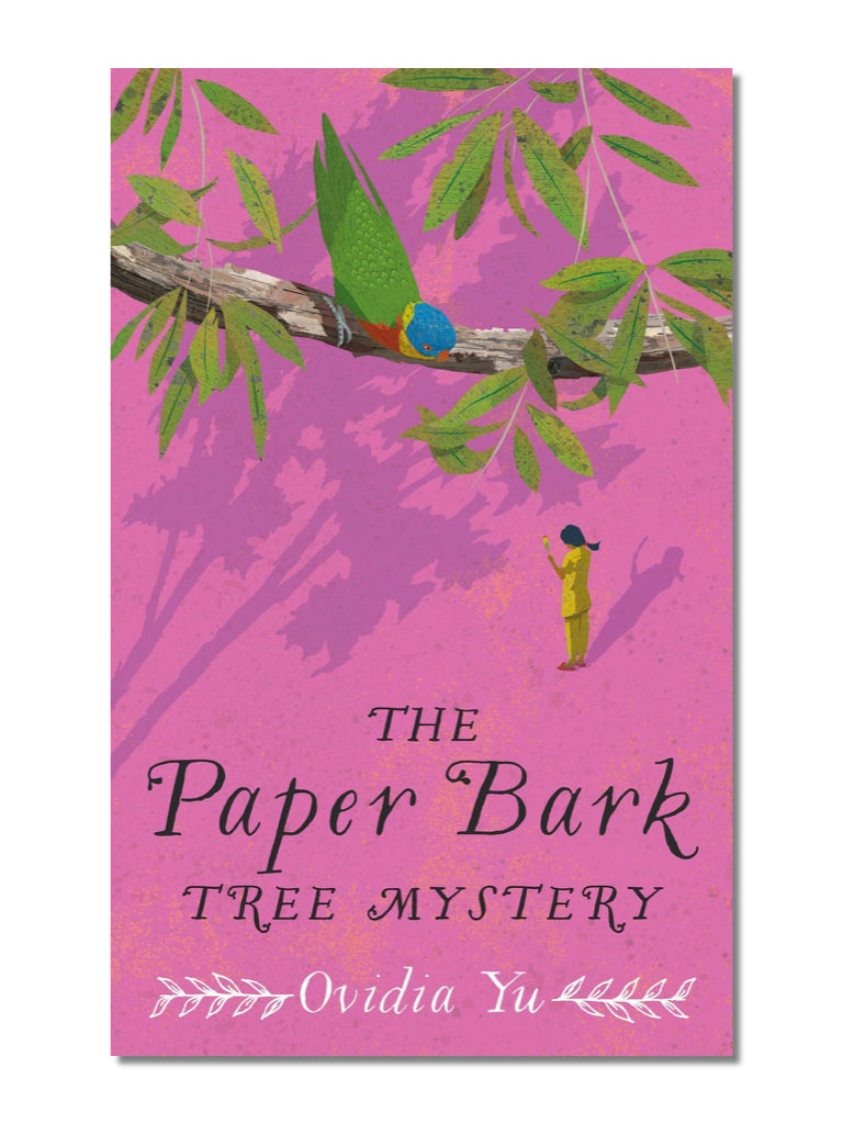The Paper Bark Tree Mystery (Pre-order)