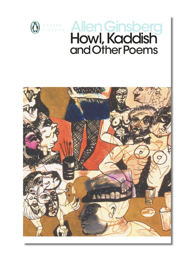 Howl, Kaddish And Other Poems