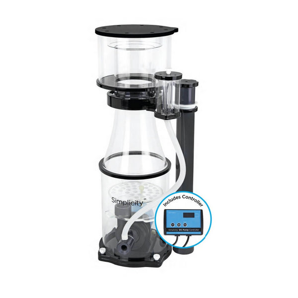 Simplicity 240DC In-Sump Protein Skimmer (Up to 240 Gallons)