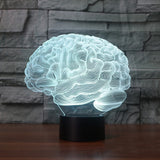 Brain Power 3D Lamp - Illusions 3D