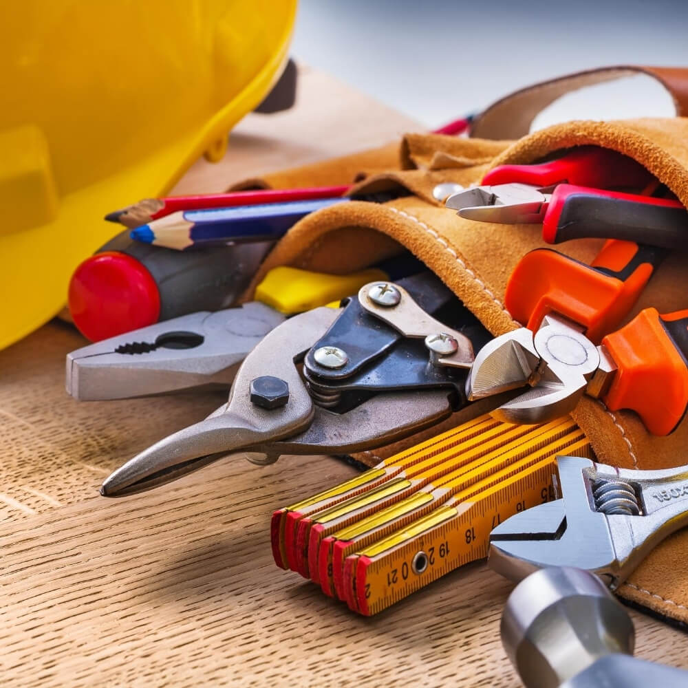 Intro to Construction Tools and Materials Online Course Product Image