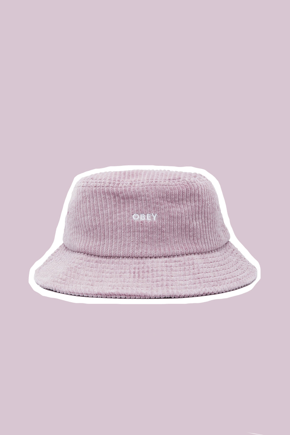 OBEY • Bob Bold Cord Rose Clair