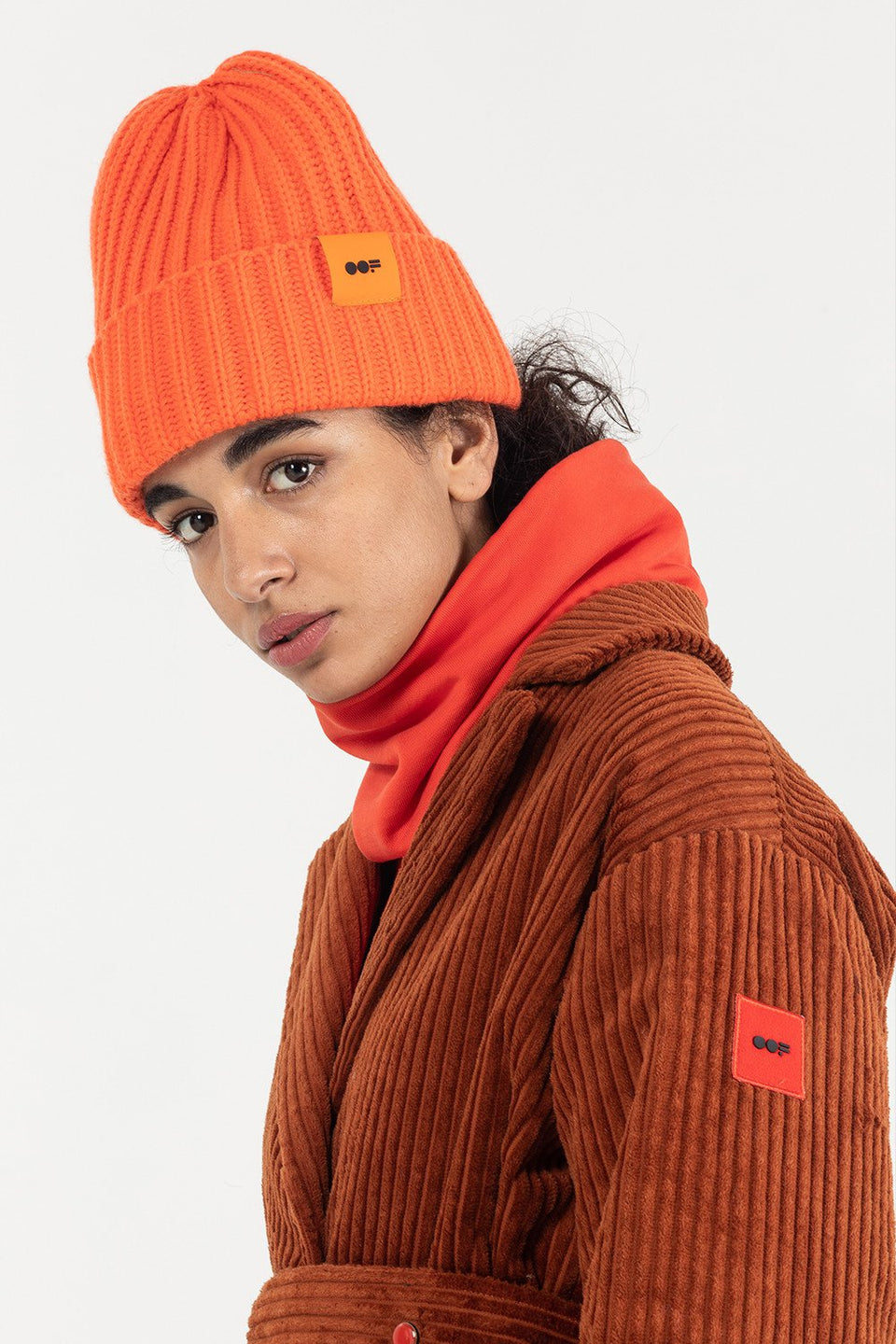 OOF • Bonnet XL Orange