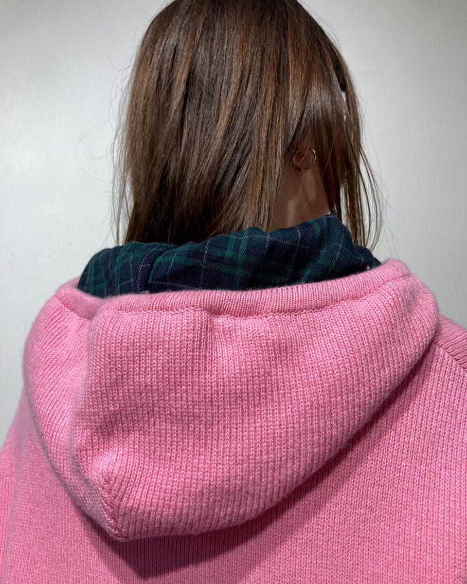 ATELIER BEAUREPAIRE • Sweat Hoodie rose