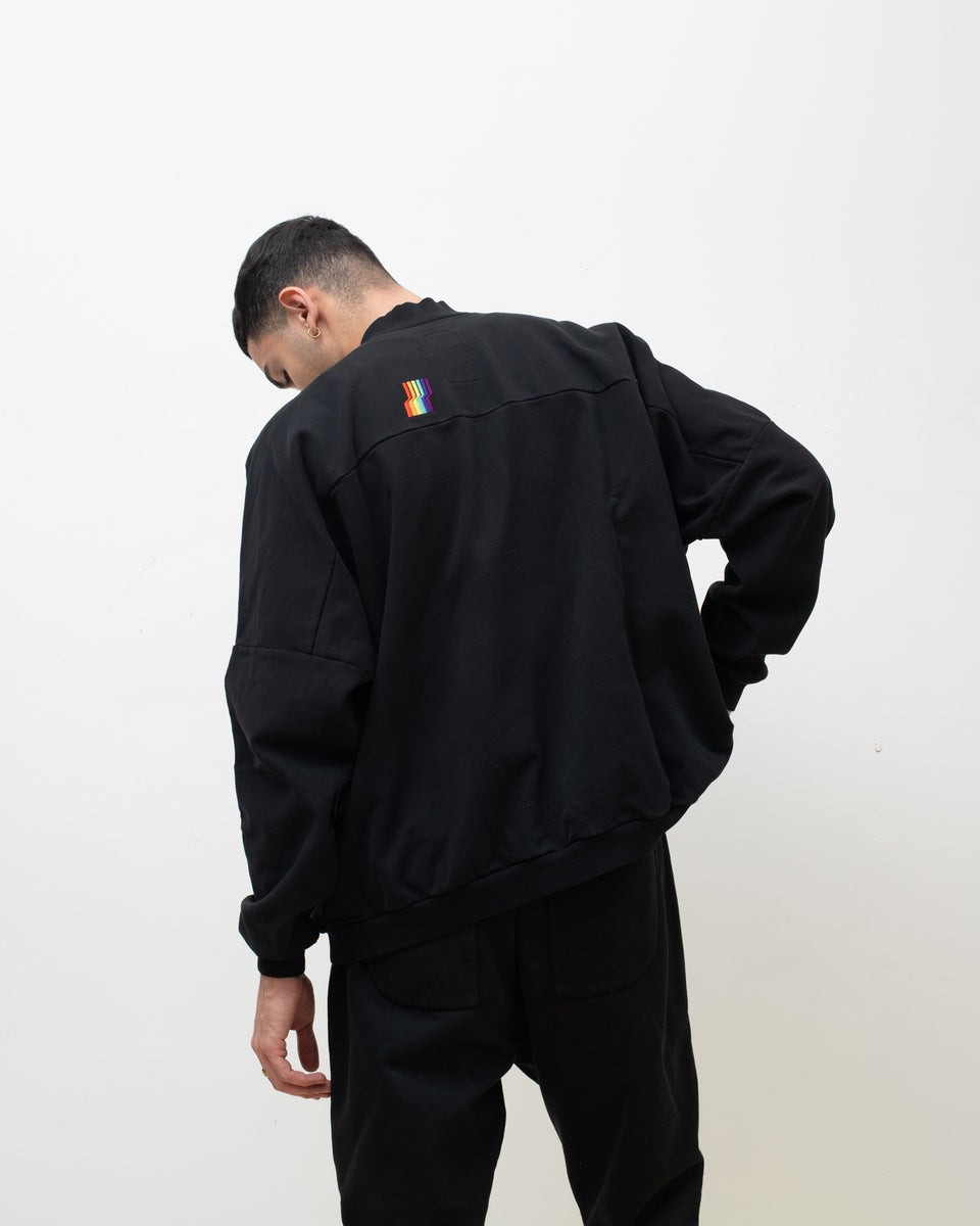 AGOGO • Sweat BICO Black