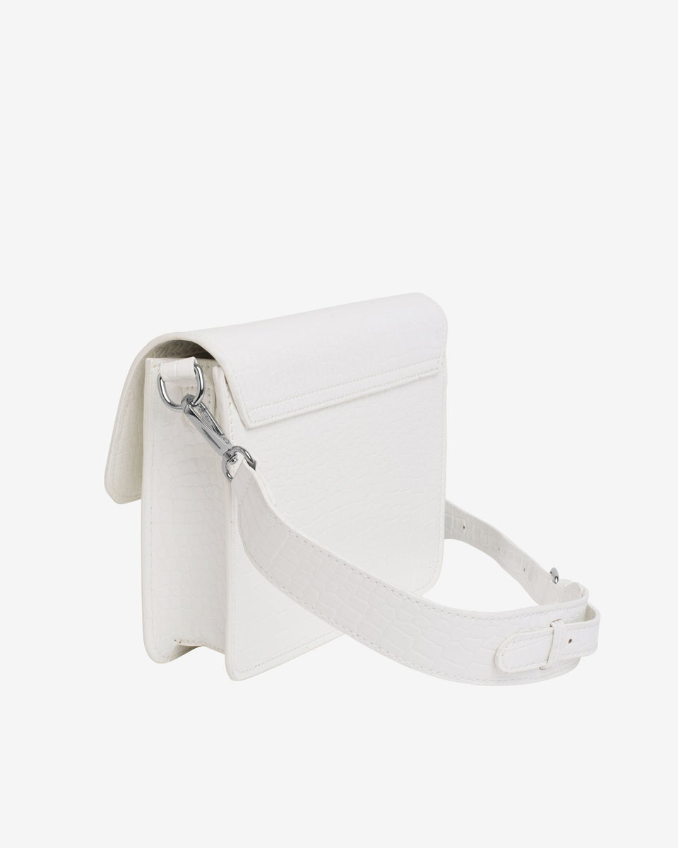 HVISK • Sac Cayman Pocket Blanc