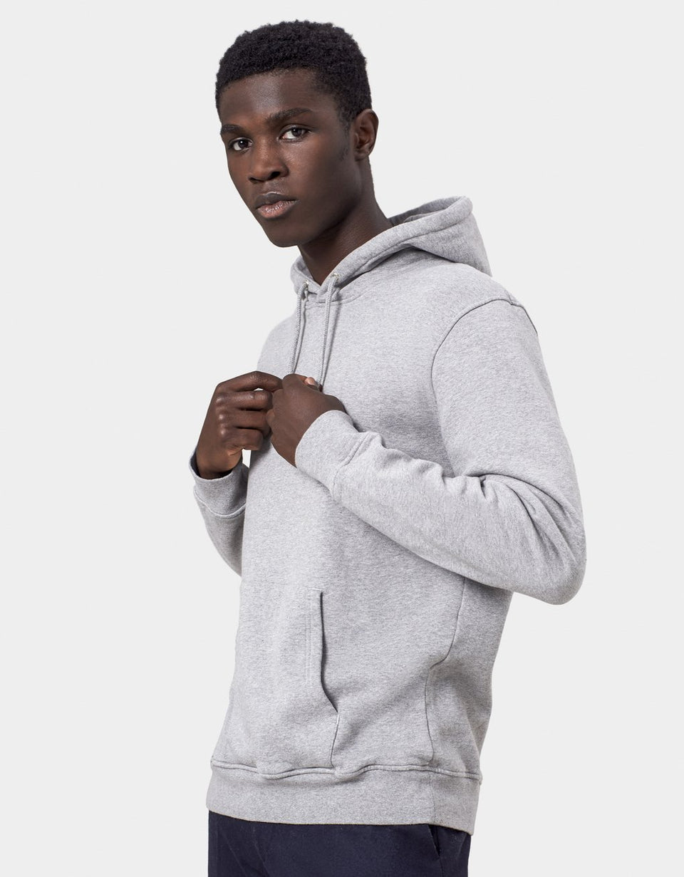 COLORFUL STANDARD • Sweat Hoodie Blanc optique