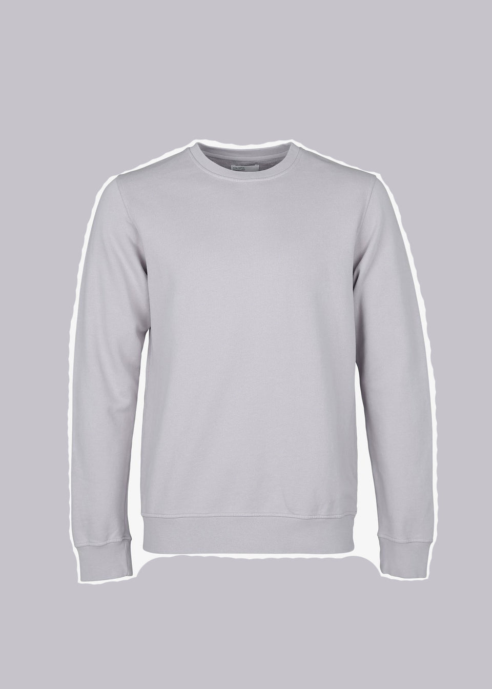COLORFUL STANDARD • Sweat Crewneck Gris