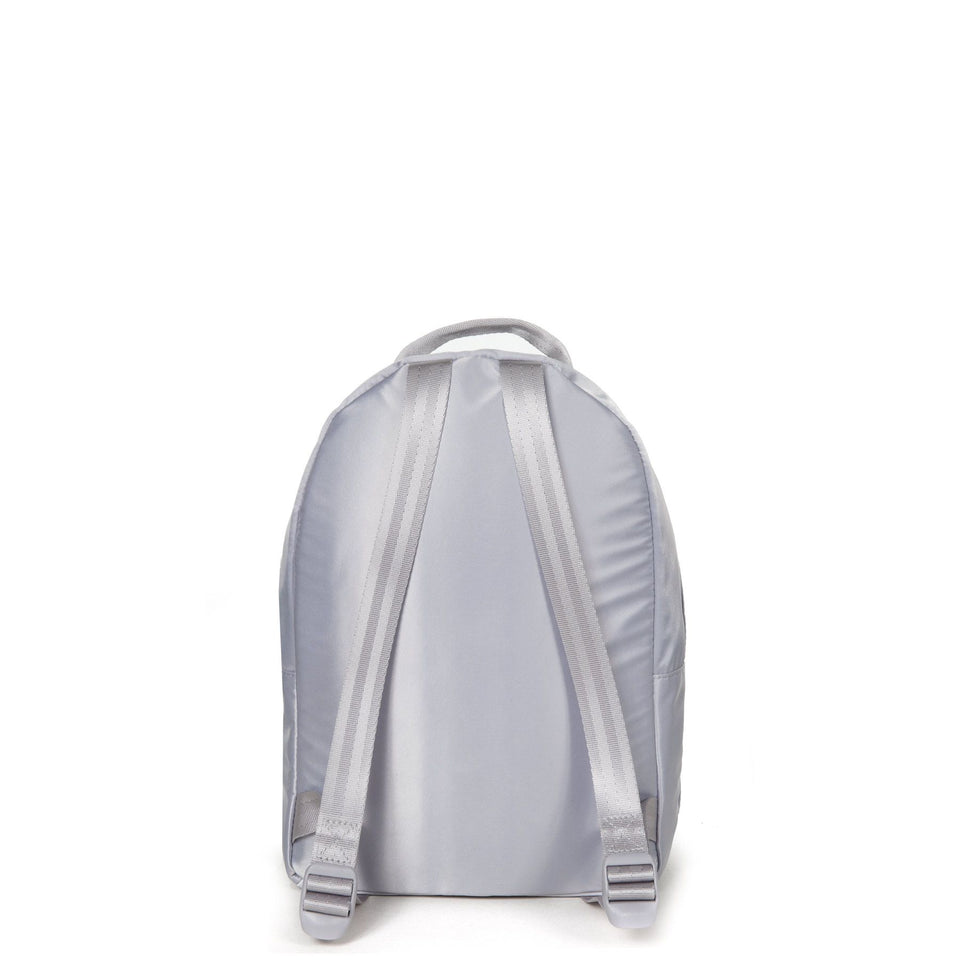EASTPAK • Mini Sac à dos Orbit W Satin Silver