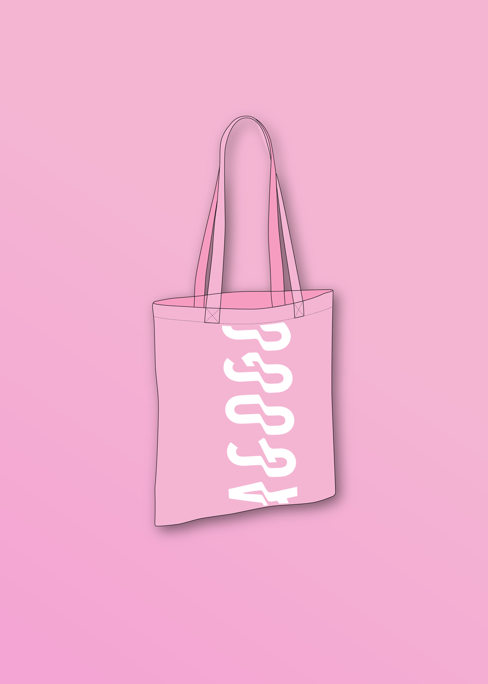 AGOGO • Tote Bag Rose