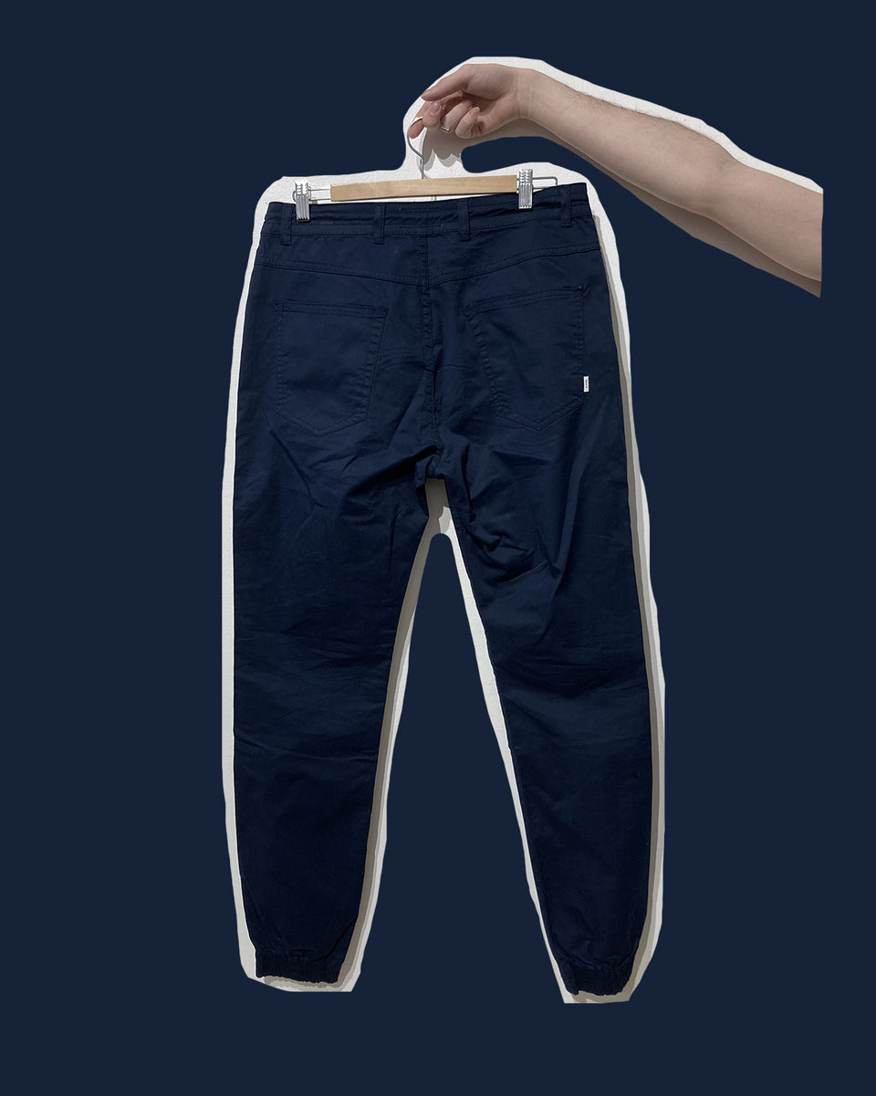 MAKIA • Pantalon Nautical Bleu