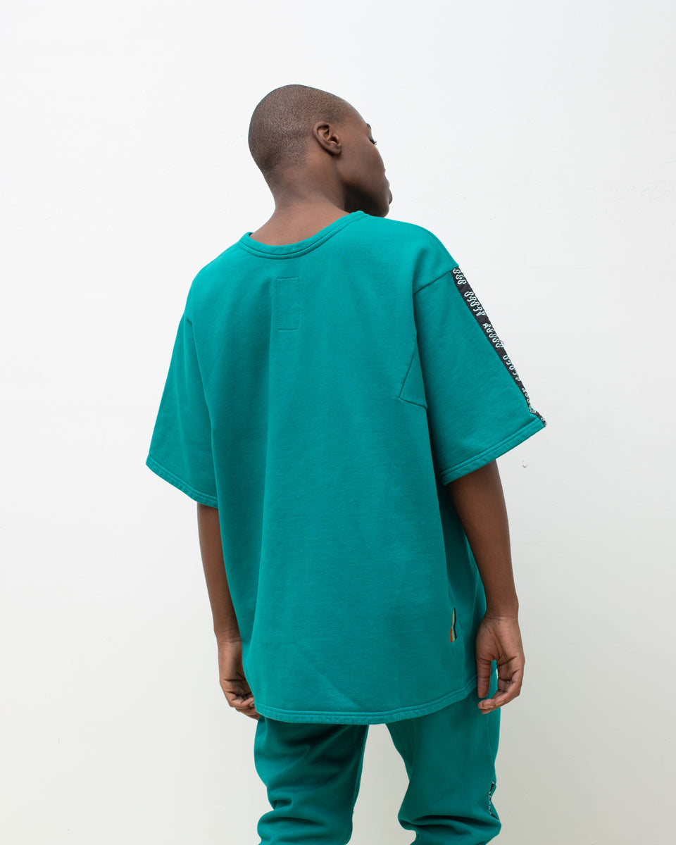 AGOGO • Sweat MAGIC TEE Green