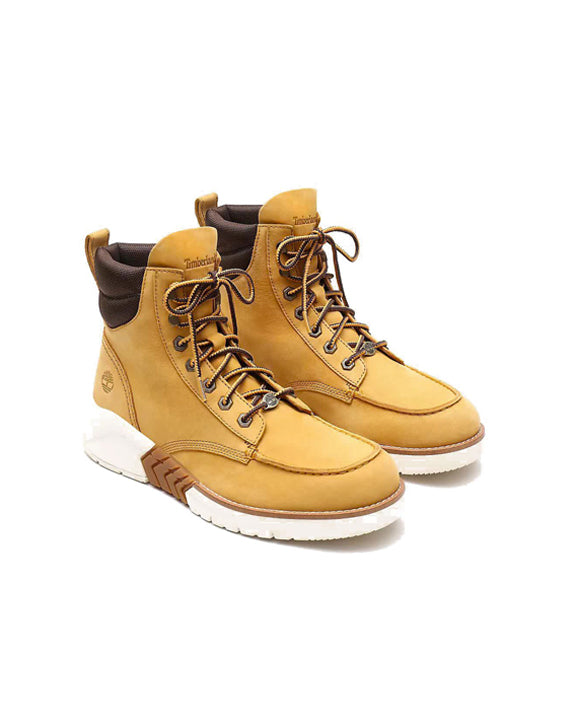 TIMBERLAND • Boots Moc Toe Spruce Camel