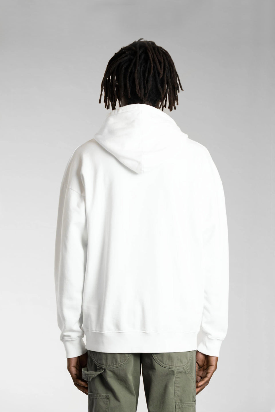 STAN RAY • Sweat Hoodie Works Blanc