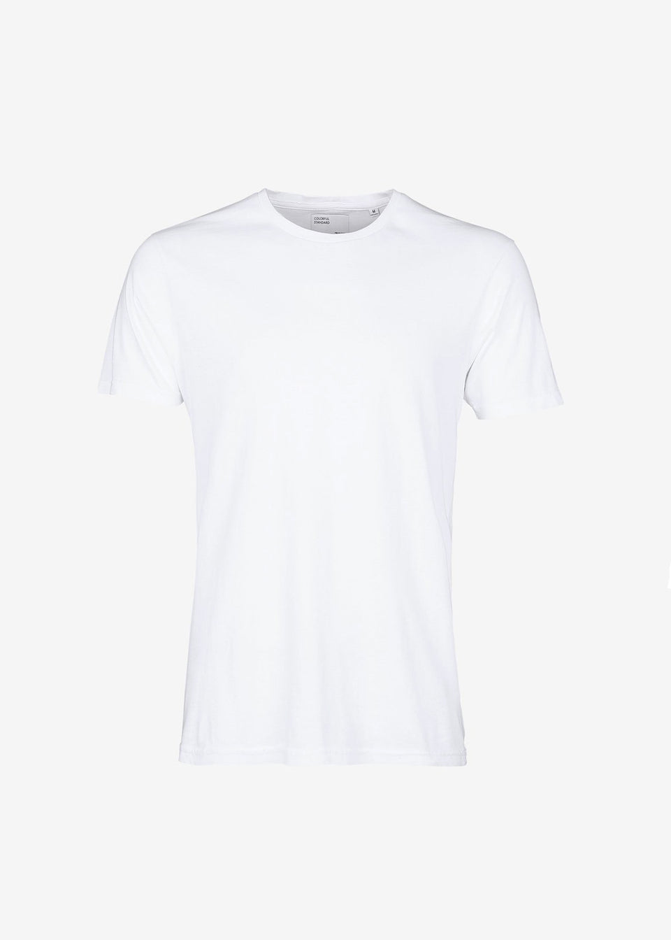 COLORFUL STANDARD • T-shirt Coton bio Blanc