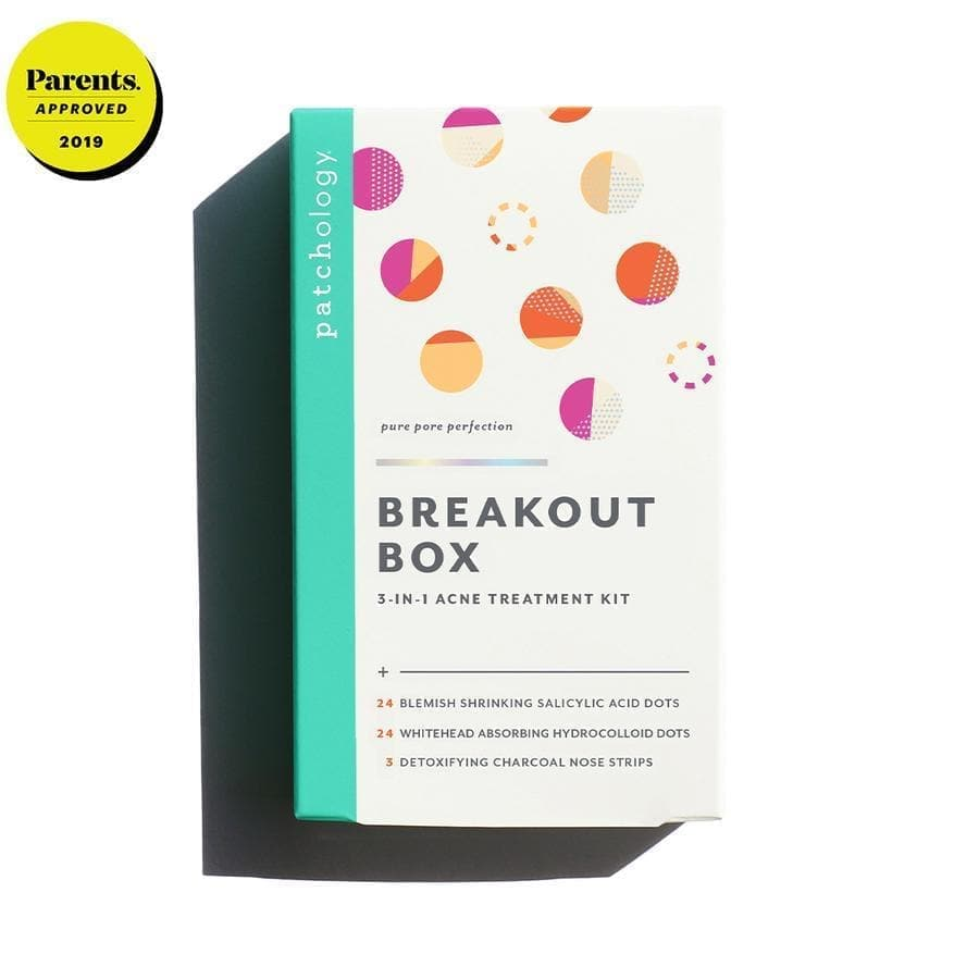 Breakout Box 3-In-1 Acne Treatment Kit - Glory Skincare