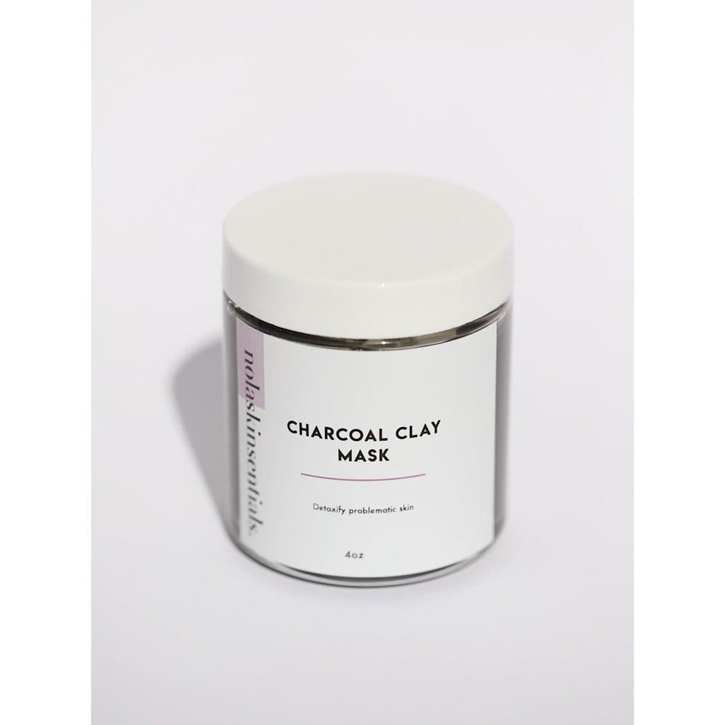 Charcoal Clay Mask beauty NOLA Skinsentials