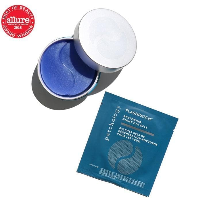 FlashPatch® Restoring Night Eye Gels 5 Pack - Glory Skincare