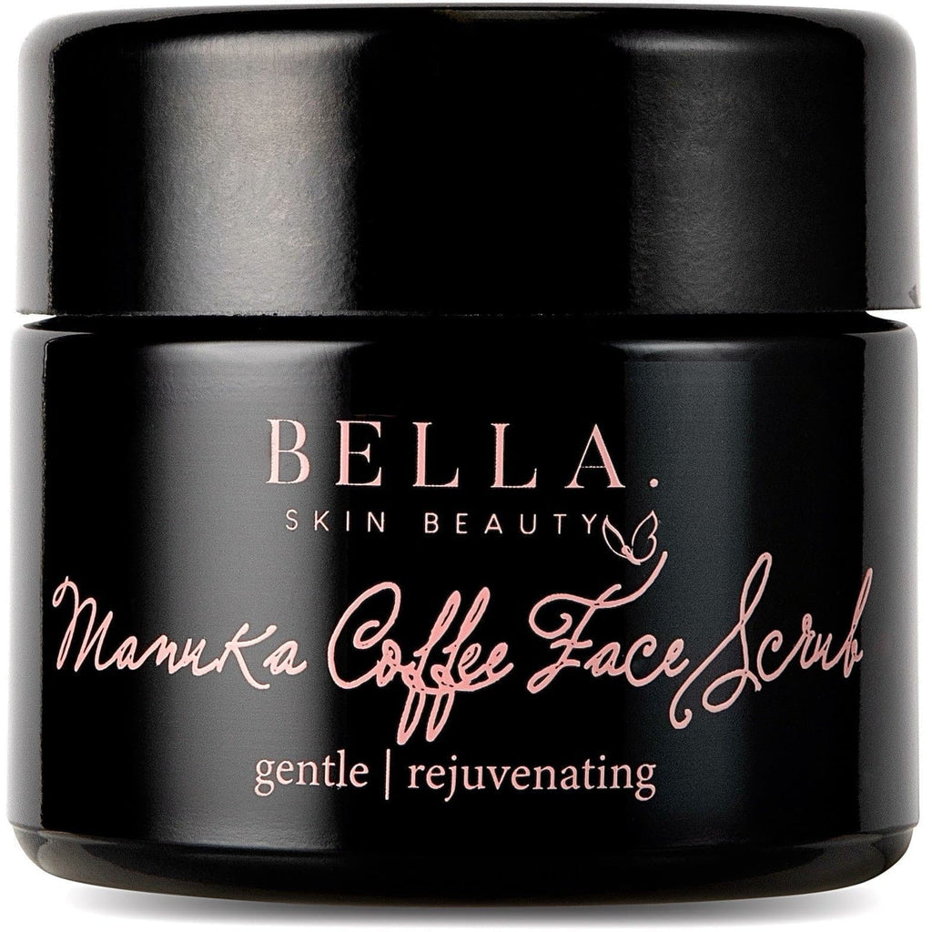 Manuka Coffee Face Scrub - Glory Skincare